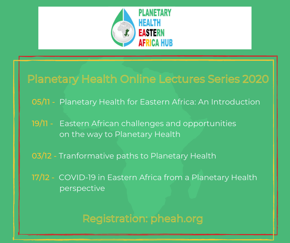 PHEAH Lecture Plan